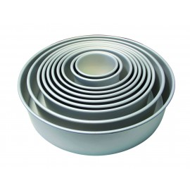 2000641 PME Round Single Cake Pan(13x4) Inch