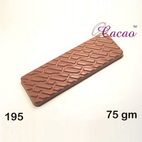 2003279 CACAO CHOCOLATE MOULD 195