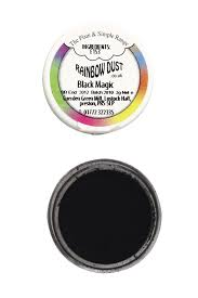 30559 Rainbow Dust Black Magic Loose Pot