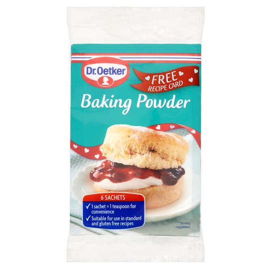 30508 Dr.Oetker Baking Powder Sachets 5g