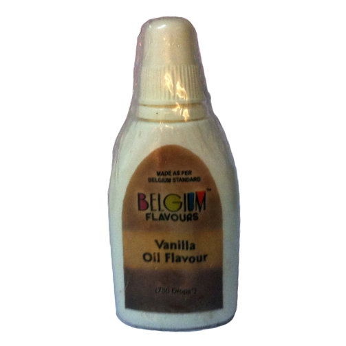 30363 Vanilla Oil Flavoring (25 Ml)