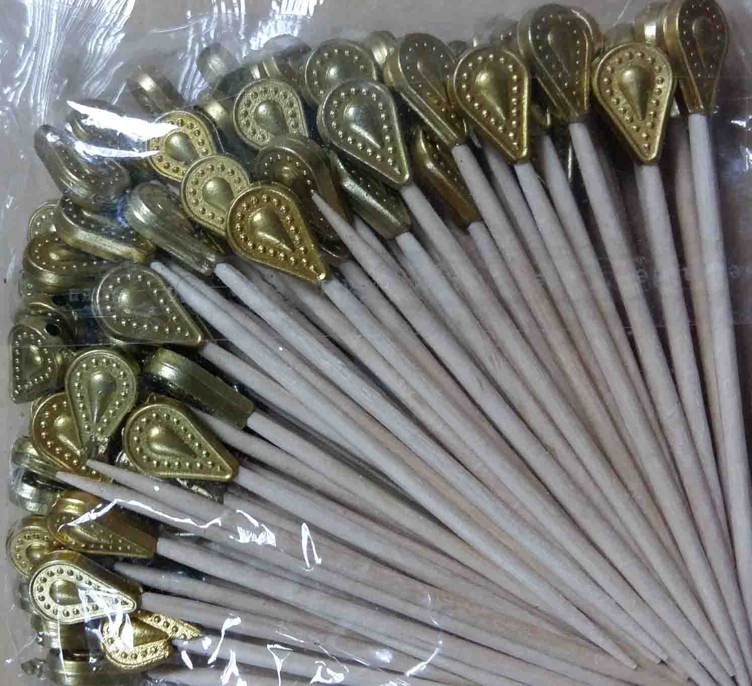2001371 TOOTH PICK Gold