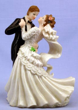 2000528 Wedding Cake Topper Small