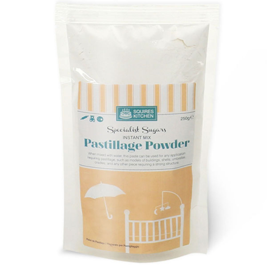 30858 SK Specialist Sugar Instant Mixes Pastillage Powder 250g
