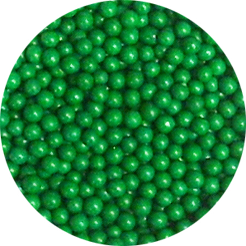 30909 Ganesh Green Pearls Medium 100gm