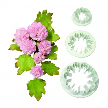 2001865 JEM-Carnation Cutter Set 3