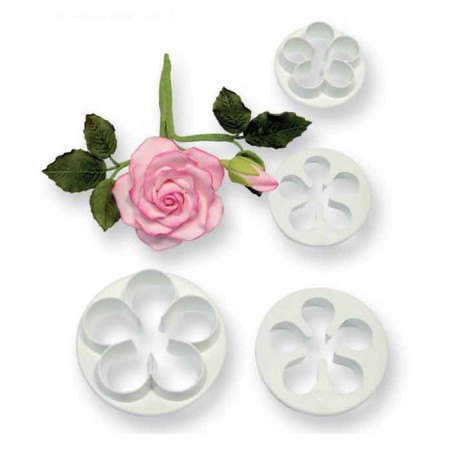 2001405 JEM- Five Petal Cutter Set 4