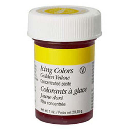 31254 Wilton Golden Yellow Icing Color 23gm