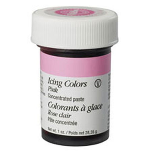 31259 Wilton Pink Icing Color 28gm
