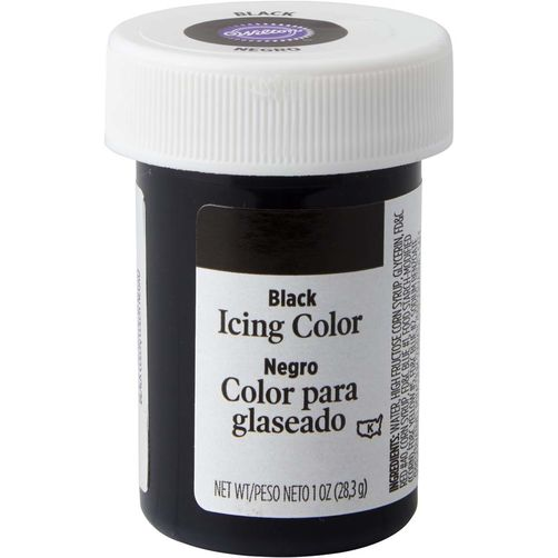 31265 Wilton Black Icing Color 28g
