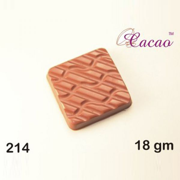 2003280 CACAO CHOCOLATE MOULD 214
