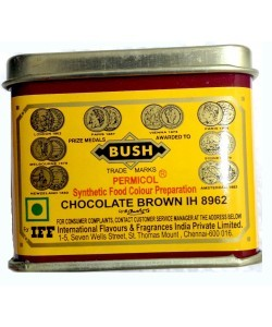 31807 IFF  CHOCOLATE BROWN POWDER 100GM