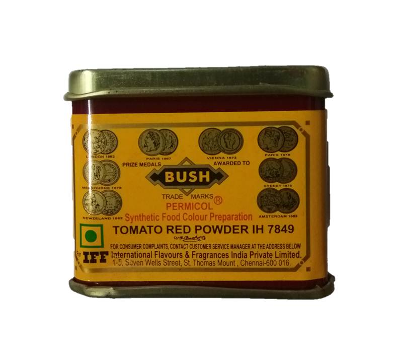31805 IFF  RED TOMATO POWDER 100GM
