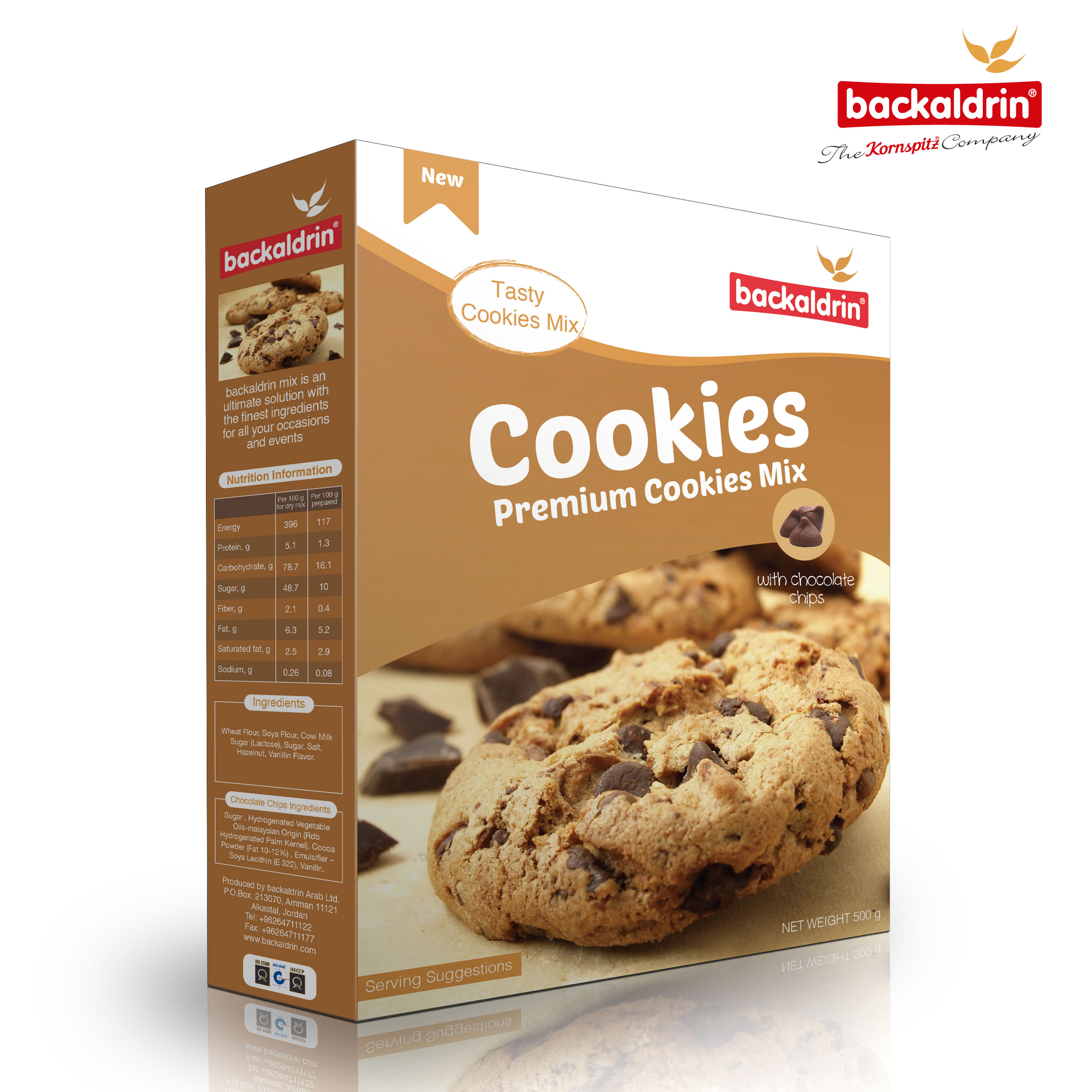31849 Backaldrin Cookies