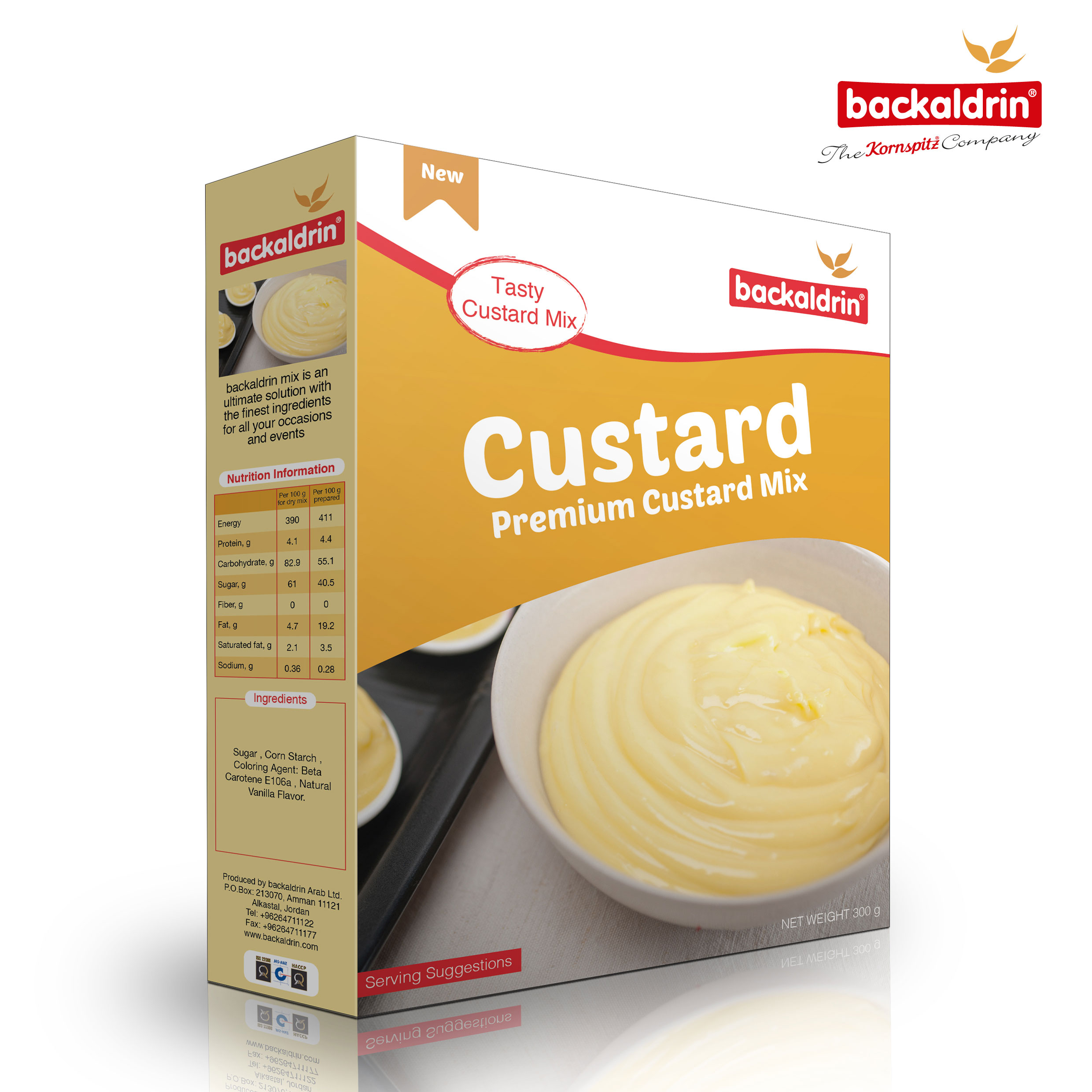 31856 Backaldrin Custard
