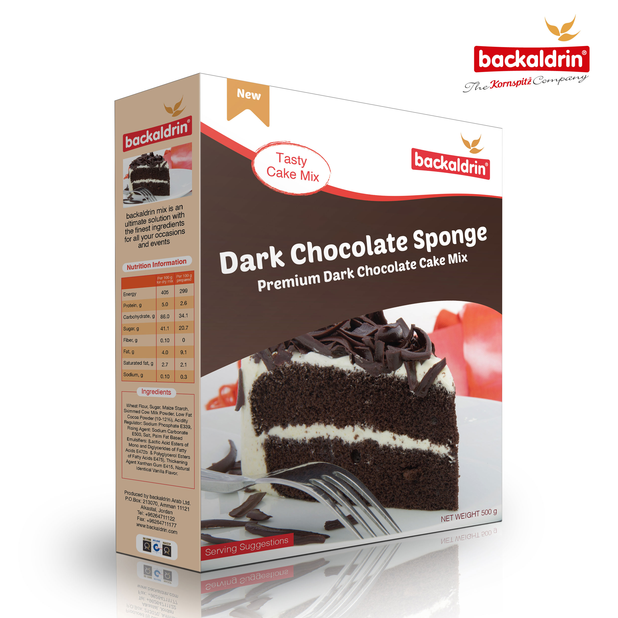 31857 Backaldrin Dark-Chocolate-Sponge