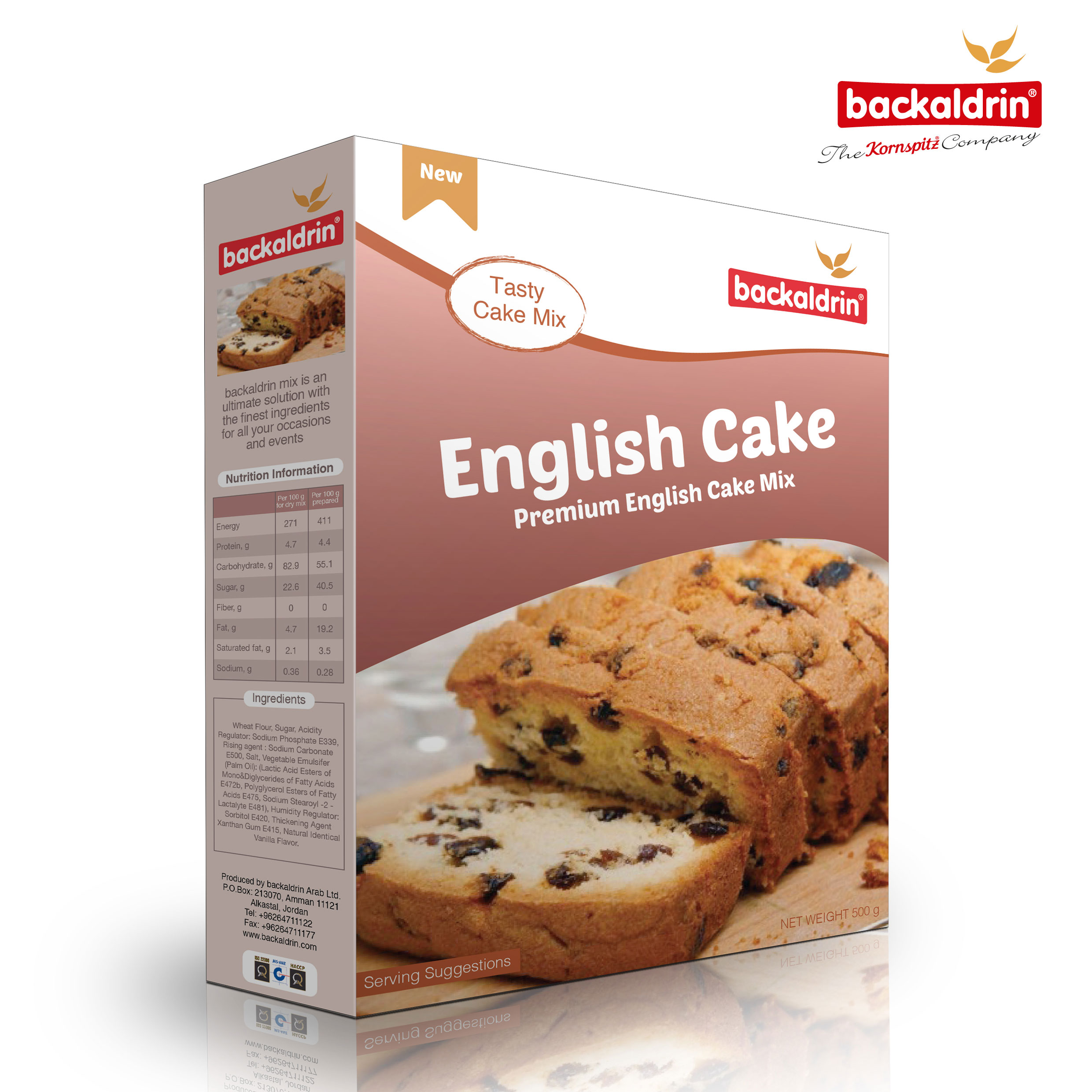 31846 Backaldrin English-Cake
