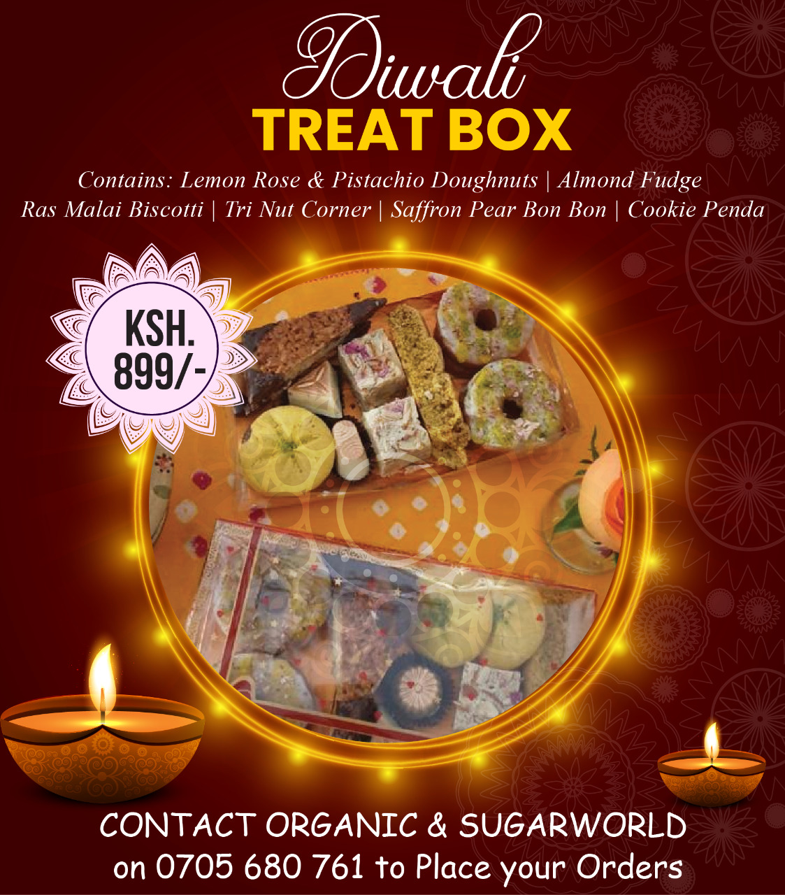 Diwali Treat Box