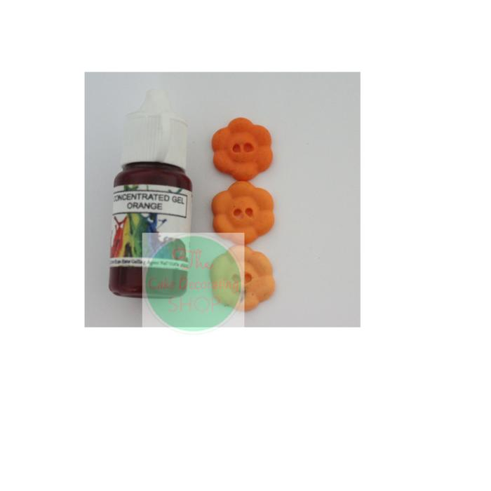 31780 Rolkem RR GEL CONCETRATES ORANGE 15ML
