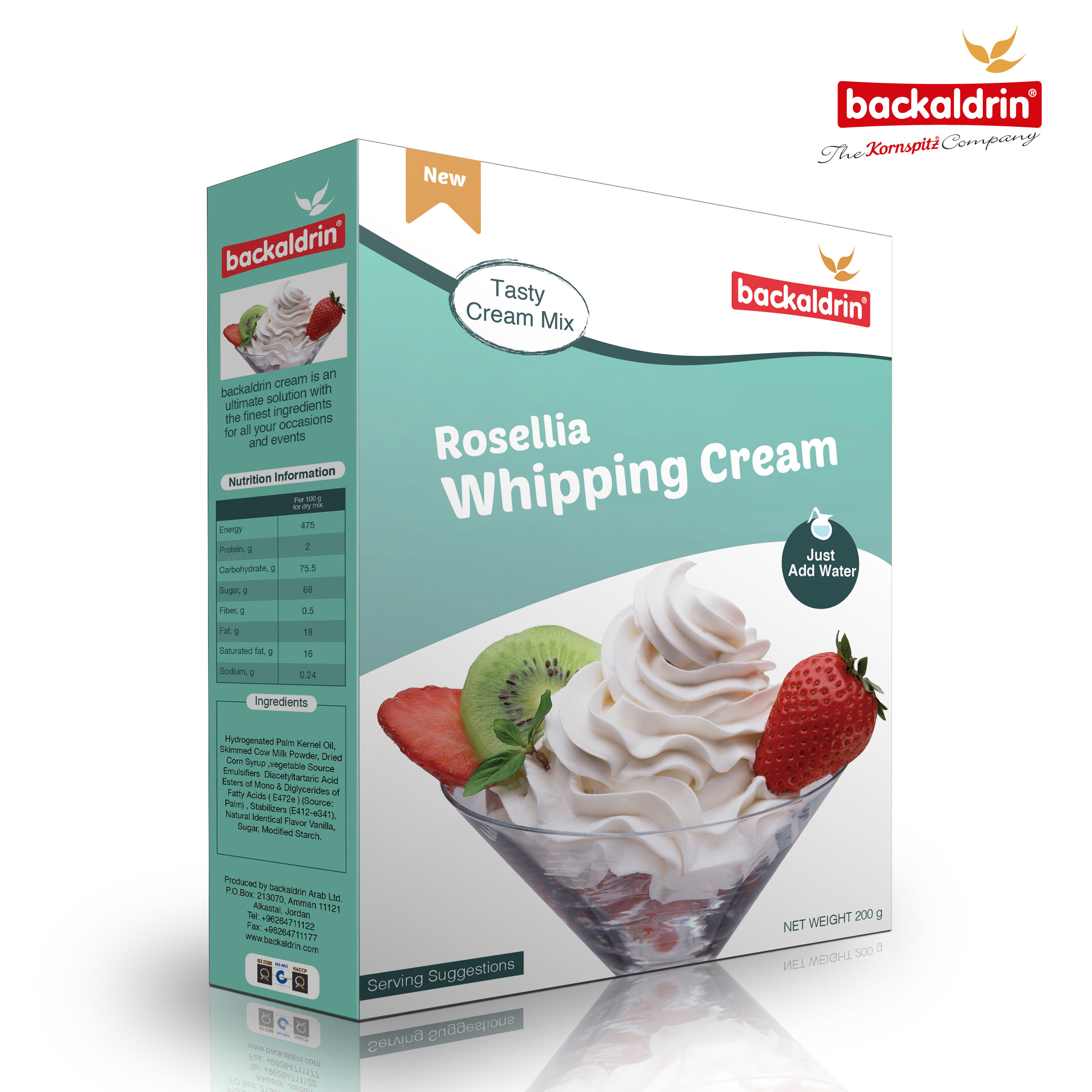 31851 Rosellia-Whipping-Cream