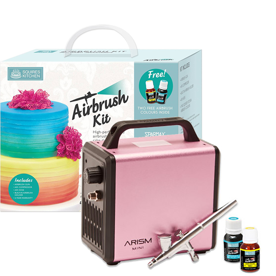 31528 Squires Kitchen Airbrush Kit