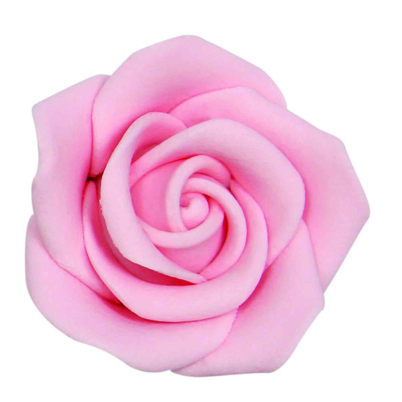 30295 Small Sugar Rose (25MM) - PINK PK/32