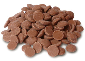 31561 Milk Chocolate Drops 1kg