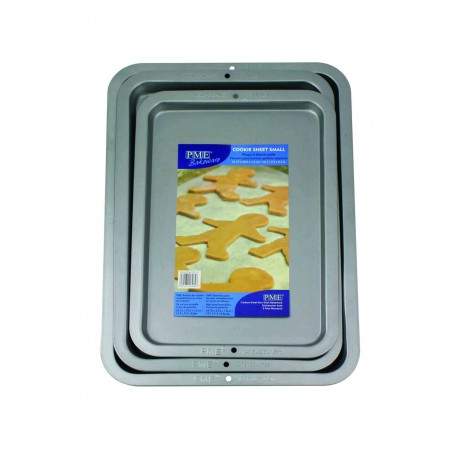 2001890 PME-Nonstick Small Cookie Sheet (39.8X26X1.5cm)
