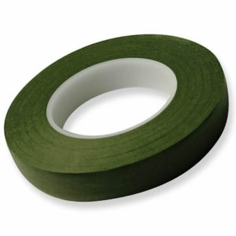 2001409 Jem Florist Tape Dark Green