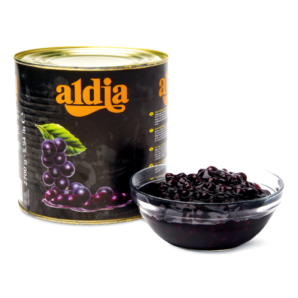 31554 Aldia Blueberry Filling 2.7kg