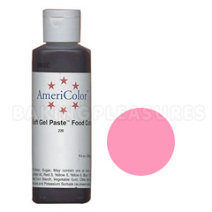 31323 AmeriColor Soft Gel Paste Soft Pink 4.5oz