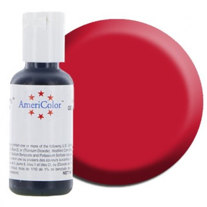 30726 Americolor Red Sheen, AmeriMist Airbrush 22 Ml