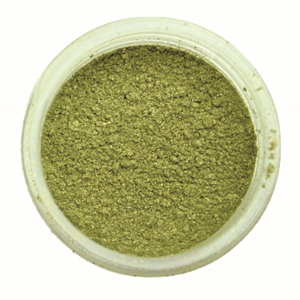 30316 JEM-Luster Powder Color Peridot Shimmer 5grm