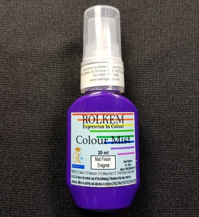 31795 Rolkem RKSA COLOUR MIST MATT FINISH ENIGMA 20ML